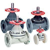 Diaphragm Valve - Flanged Type