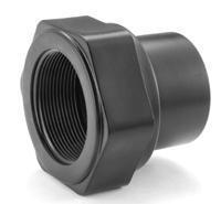 HDPE FEMALE ADAPTOR-S/W